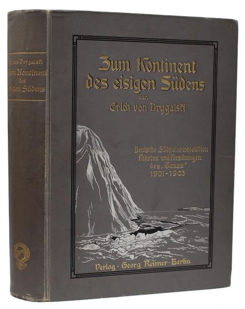 """Photo of """"Zum Kontinent des eisigen Sudens.."""""""