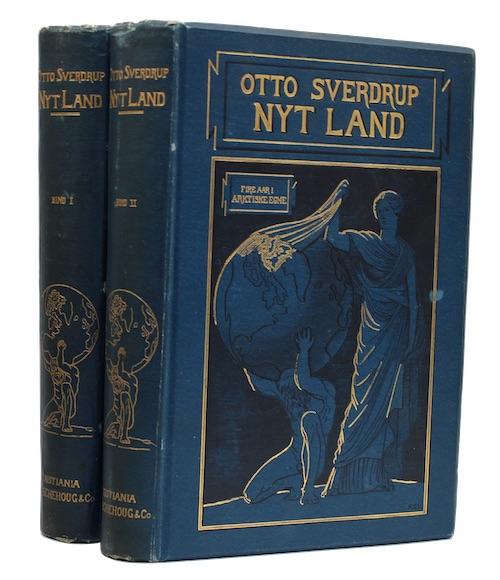 "Photo of ""Nyt land: fire aar I ..."""