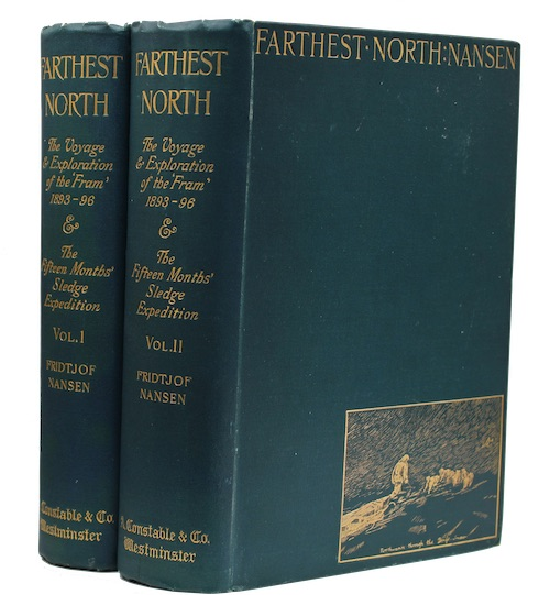 """Photo of """"""""Farthest North"""" Being the Record ..."""""""