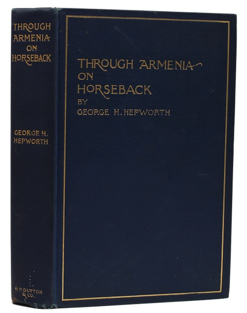 "Photo of ""Through Armenia on horseback"""