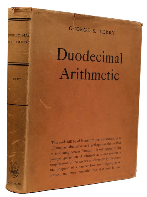"Photo of ""Duodecimal arithmetic"""