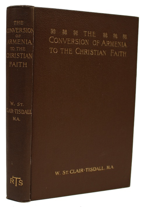 """Photo of """"The Conversion of Armenia to ..."""""""