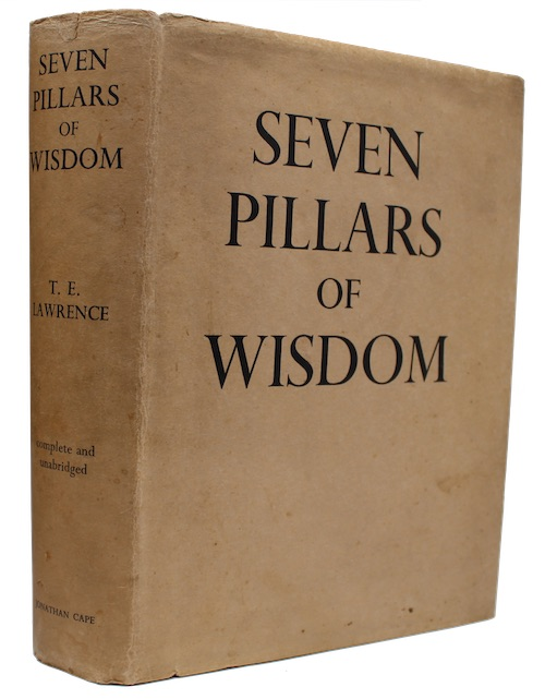 "Photo of ""Seven pillars of wisdom: a ..."""