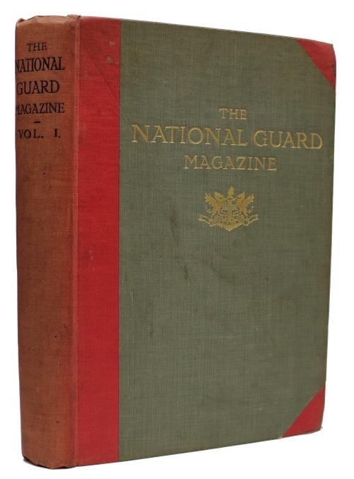 "Photo of ""The national guard magazine. Volume ..."""