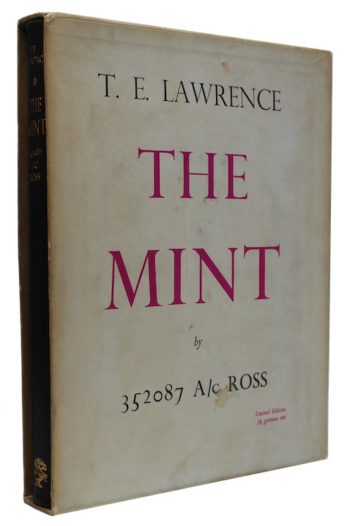 """Photo of """"The Mint. A Day Book ..."""""""