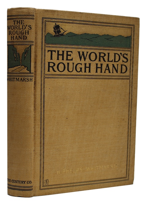 """Photo of """"The world's rough hand: toil ..."""""""