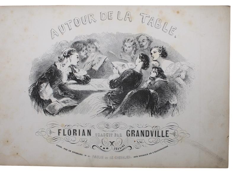 """Photo of """"Autour de la table. Florian ..."""""""