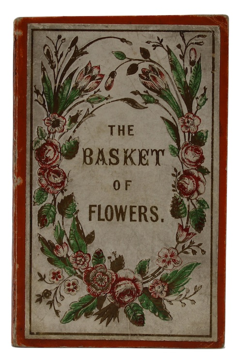 """Photo of """"The basket of flowers; or, ..."""""""