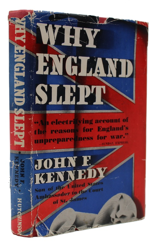 """Photo of """"Why England Slept"""""""
