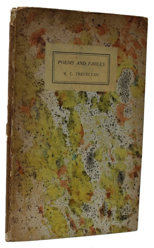"""Photo of """"Poems and fables"""""""