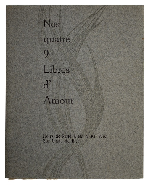 "Photo of ""Nos quatre 9 libres d'Amour"""