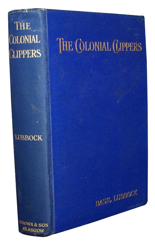 "Photo of ""The Colonial Clippers"""