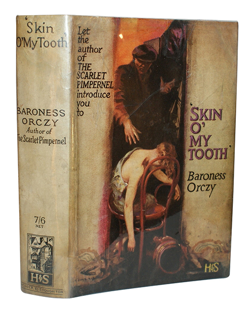 "Photo of ""'Skin O'My Tooth' His Memoirs, ..."""