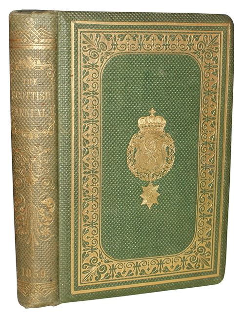 "Photo of ""Scottish Annual 1859"""