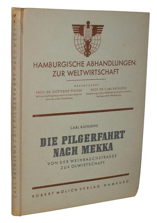 """Photo of """"Die pilgerfahrt nach mekka von ..."""""""