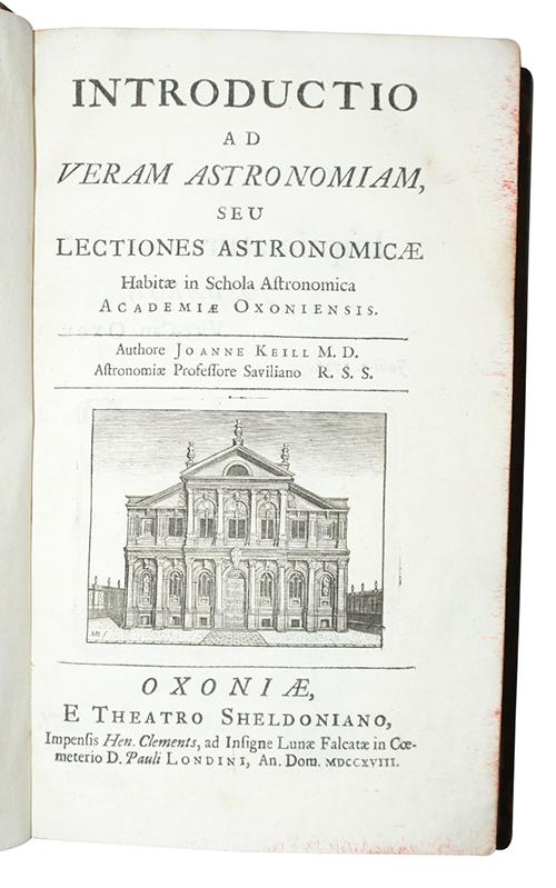"""Photo of """"Introductio Ad Veram Astronomiam seu ..."""""""