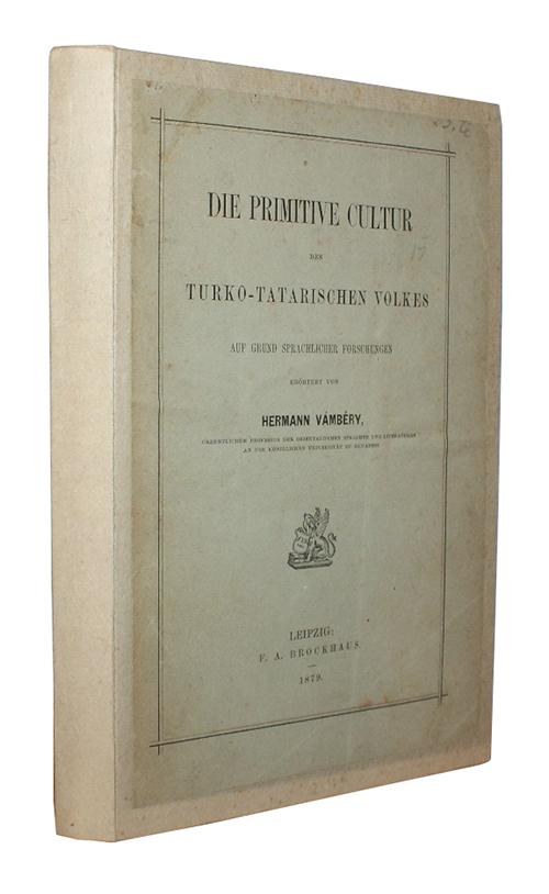"""Photo of """"Die Primitive Cultur Des Turko-Tatarischen ..."""""""