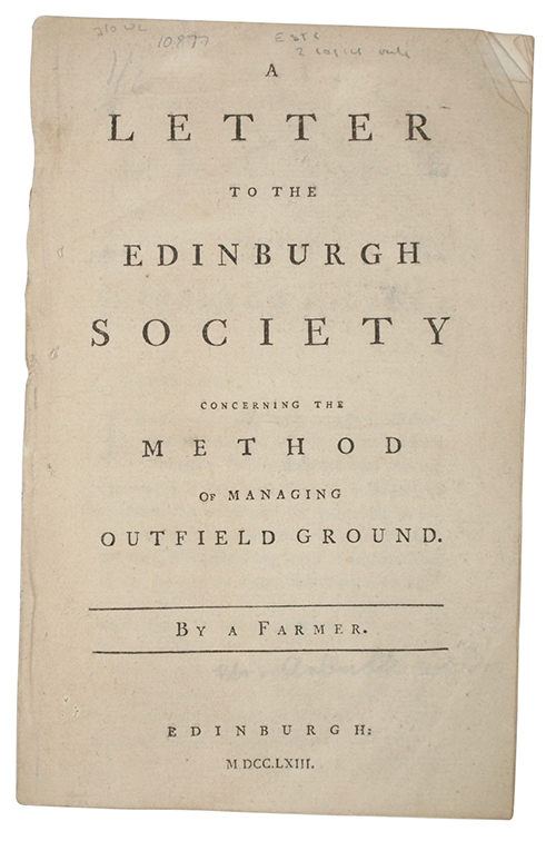 "Photo of ""A Letter to the Edinburgh ..."""