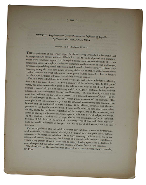"Photo of ""XXXVIII. Supplementary Observations on the ..."""