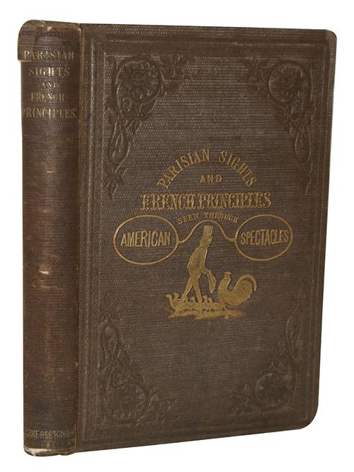 """Photo of """"Parisian sights and French principles, ..."""""""