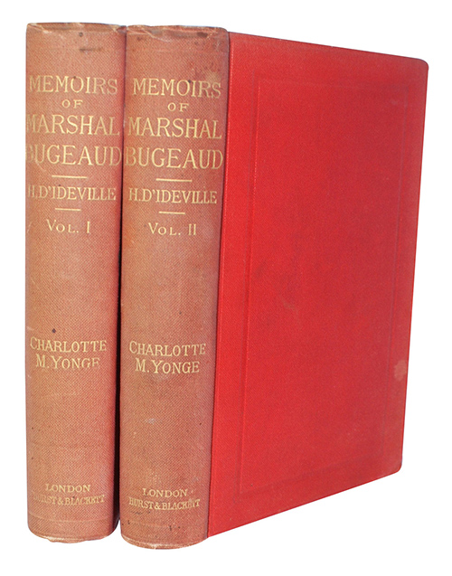"Photo of ""Memoirs of Marshal Bugeaud from ..."""