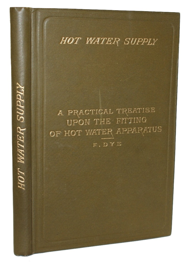 """Photo of """"Hot water supply. A practical ..."""""""
