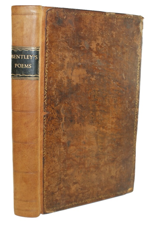 """Photo of """"Poems on various occasions: consisting ..."""""""