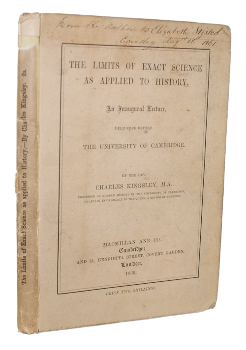 """Photo of """"The limits of exact science ..."""""""