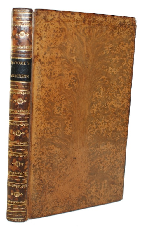 """Photo of """"Odes of anacreon, translated into ..."""""""