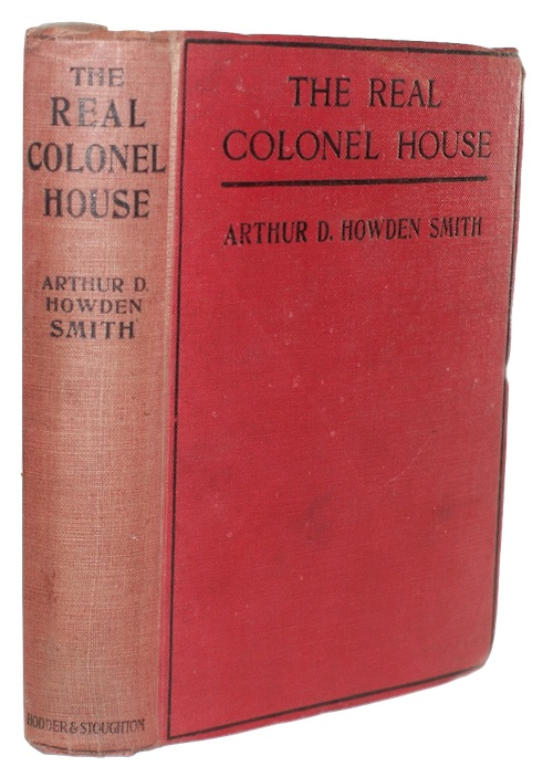 """Photo of """"The real colonel house"""""""