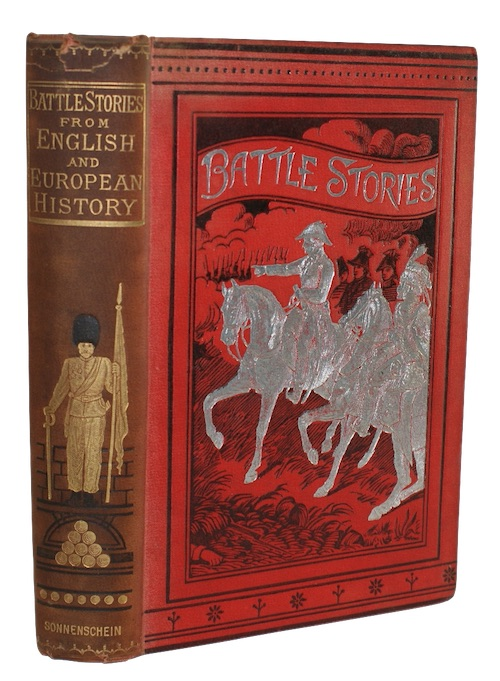 "Photo of ""Battle stories from British and ..."""