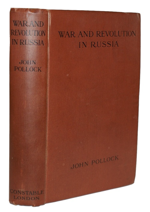 "Photo of ""War and revolution in Russia"""