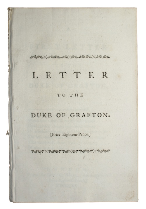 "Photo of ""A first letter to the ..."""