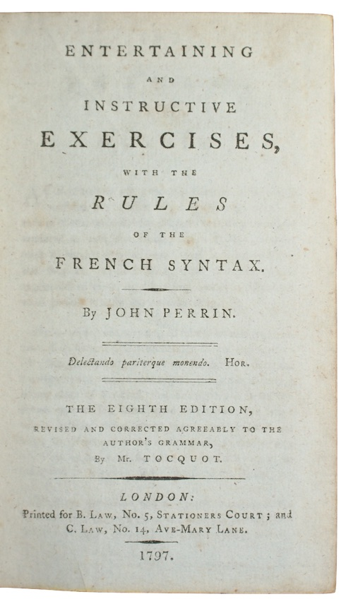 "Photo of ""Entertaining and instructive exercises, with ..."""