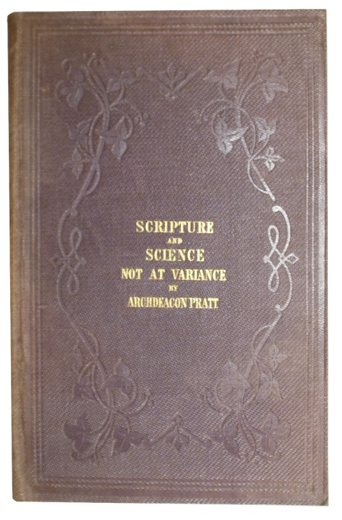 "Photo of ""Scripture and science not at ..."""