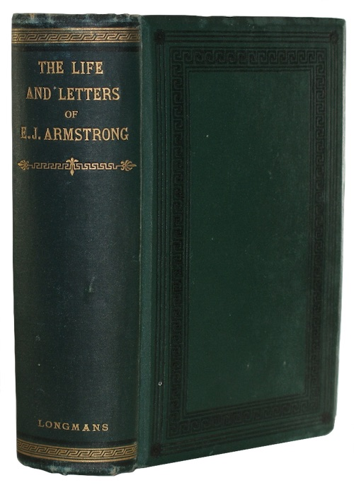 """Photo of """"The life and letters of ..."""""""