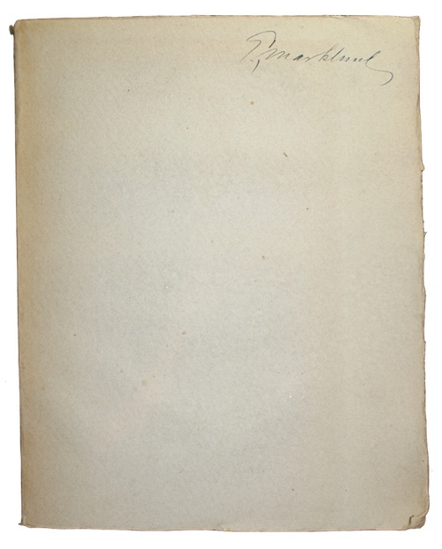"""Photo of """"Catalogus centuriae librorum rarissimorum manuscript. ..."""""""