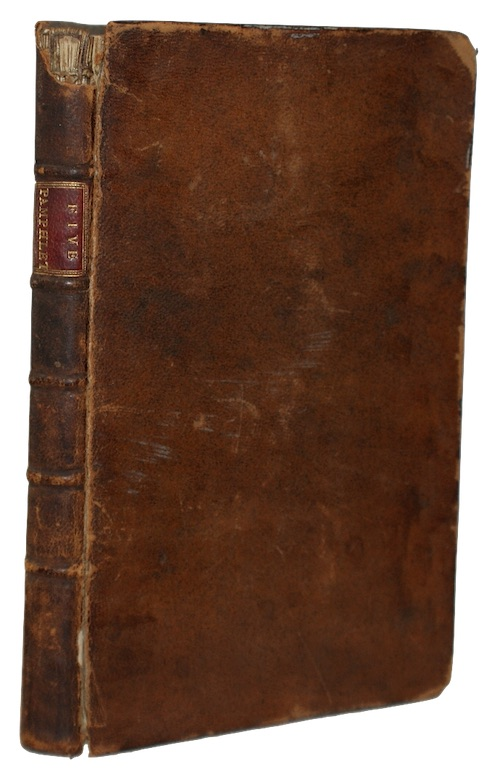 [SOCIETY OF FRIENDS] - Five pamphlets In this Volume, viz. 1. Two discourses and a Prayer,...