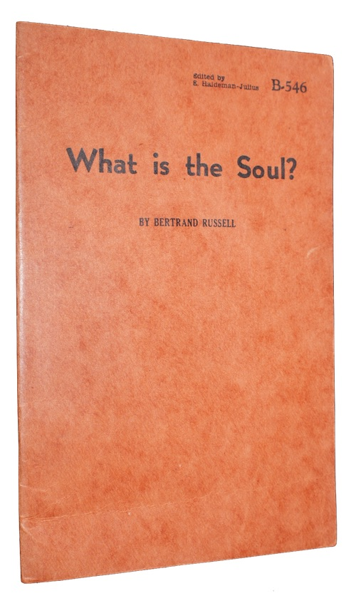 "Photo of ""What is the Soul?"""
